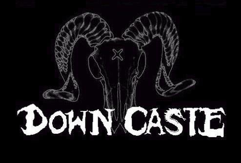 Down Caste - Logo