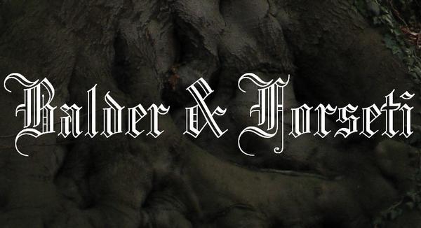 Balder & Forseti - Logo