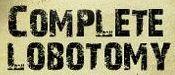 Complete Lobotomy - Logo
