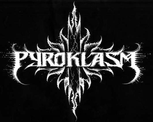 Pyroklasm - Logo