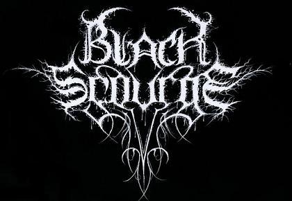 Black Scourge - Logo