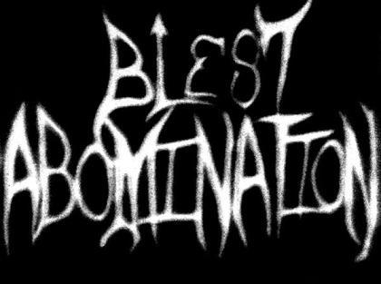 Blest Abomination - Logo