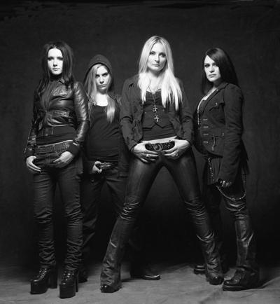 Scarlet Sins - Photo