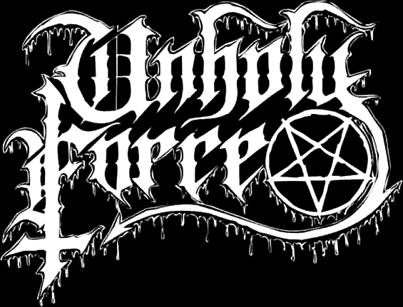Unholy Force - Logo
