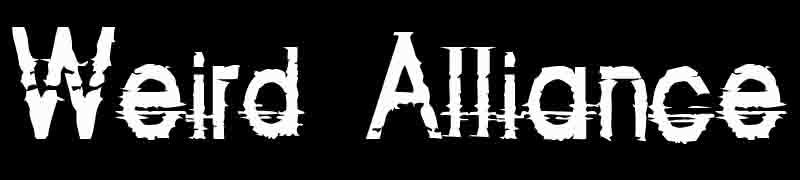 Weird Alliance - Logo