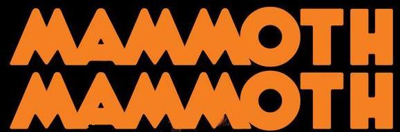 Mammoth Mammoth - Logo