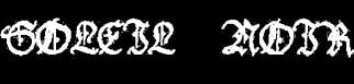 Soleil Noir - Logo