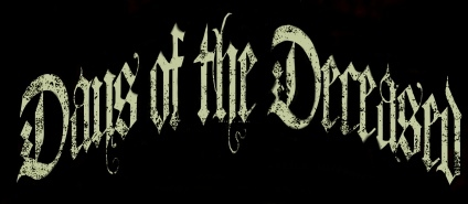 Days of the Deceased - Logo