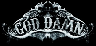 God Damn - Logo