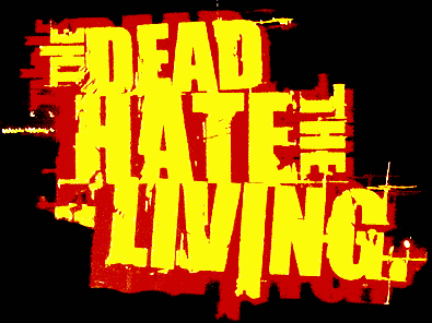 The Dead Hate the Living - Logo
