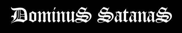 Dominus Satanas - Logo