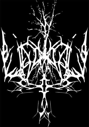 Liar Liar Cross on Fire - Logo