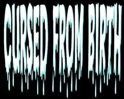 Cursed from Birth - Logo