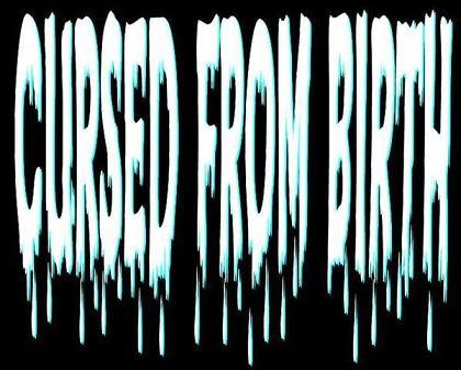 Cursed from Birth - Logo
