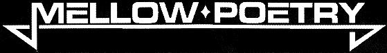 Mellow Poetry - Logo