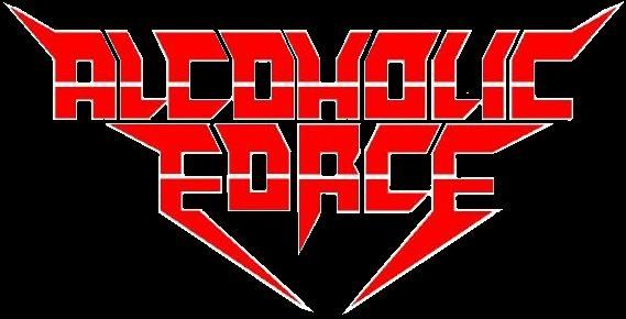 Alcoholic Force - Logo