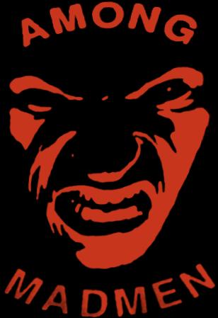 Among Madmen - Logo