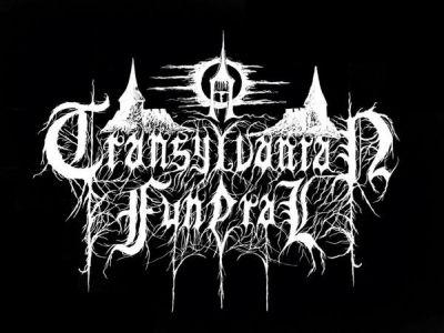 A Transylvanian Funeral - Logo
