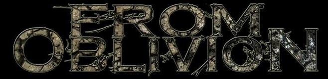 From Oblivion - Logo