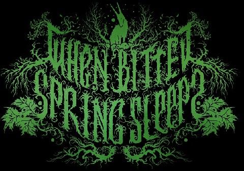 When Bitter Spring Sleeps - Logo