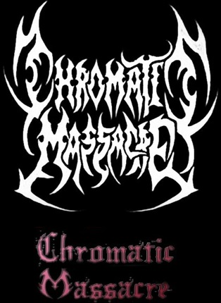 Chromatic Massacre - Logo