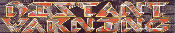 Distant Warning - Logo