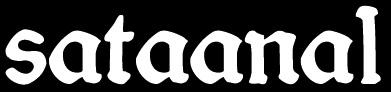 Sataanal - Logo