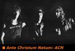Ante Christum Natum - Photo