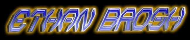 Ethan Brosh - Logo