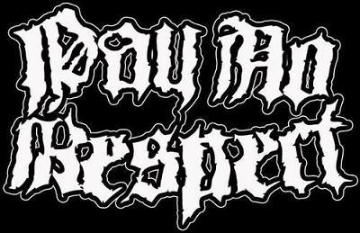 Pay No Respect - Logo