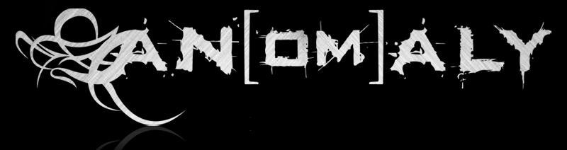An[om]aly - Logo