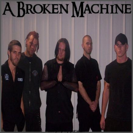 A Broken Machine - Photo