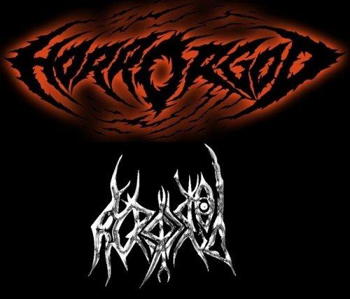 Horror God - Logo