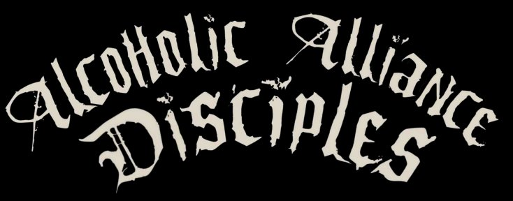 Alcoholic Alliance Disciples - Logo