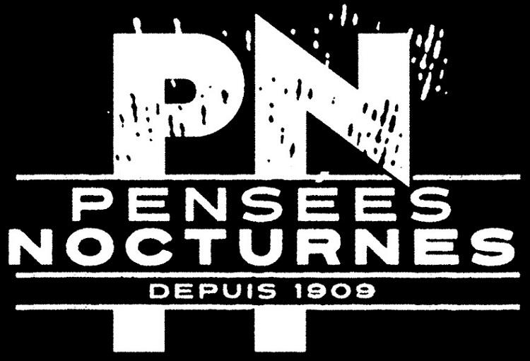 Pensées Nocturnes - Logo