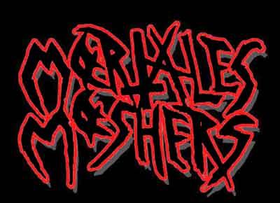 Mortales Moshers - Logo