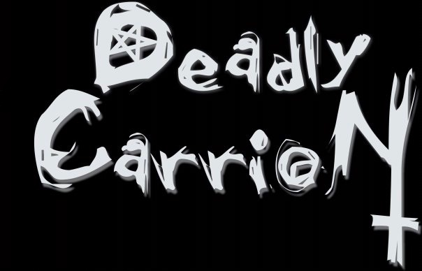 Deadly Carrion - Logo