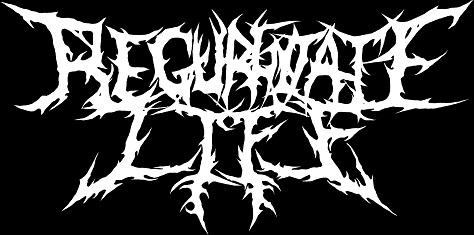 Regurgitate Life - Logo