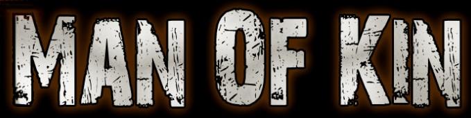 Man of Kin - Logo