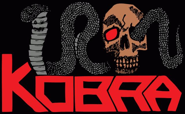 Iron Kobra - Logo