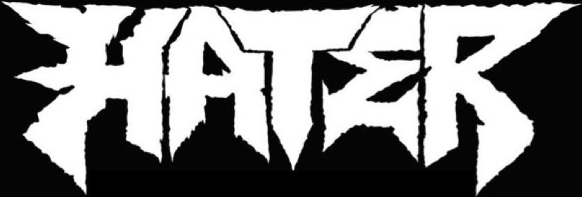 Hater - Logo