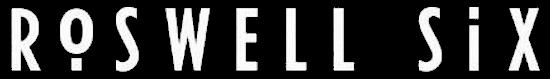 Roswell Six - Logo