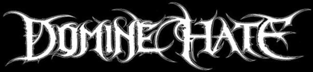 Domine Hate - Logo