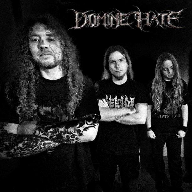 Domine Hate - Photo