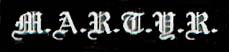 M.A.R.T.Y.R. - Logo