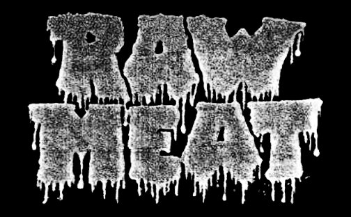 Raw Meat - Logo