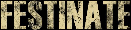 Festinate - Logo