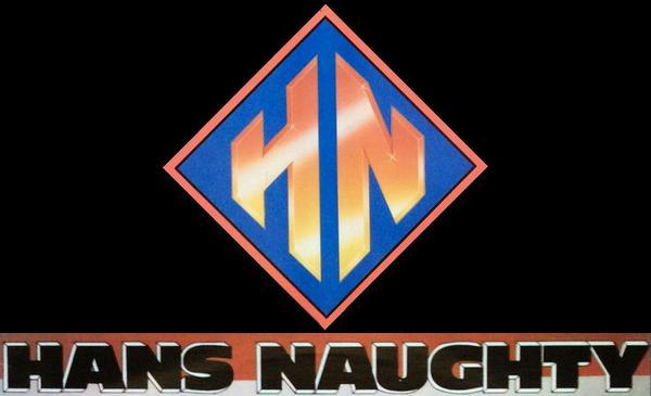 Hans Naughty - Logo