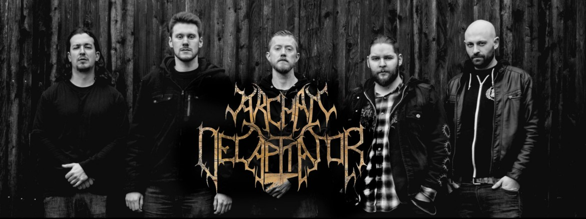 Archaic Decapitator - Photo