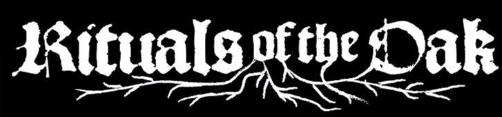 Rituals of the Oak - Logo